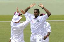 Young pacer Johnson impresses for West Indies A