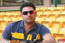 Yuvraj starts practice, eyes T20 World Cup