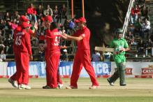 Zim down Bangladesh in tri-series T20