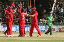 Zim down Bangladesh in tri-series T20