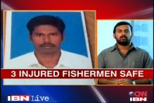 US Navy firing: Three Indian fishermen out of danger