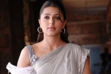 Actress Bhoomika Chawla makes a comeback
