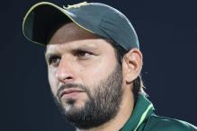 Indo-Pak series bigger than Ashes: Afridi