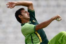 Ajmal's bowling action again under scanner
