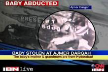 Ajmer: CCTV catches woman abducting baby
