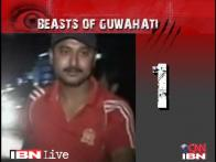 Key accused in molestation case brought to Guwahati
