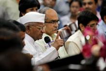 Team Anna back on the 'fast' track against corruption