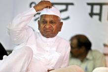 Anna angered by UPA silence, rules out talks