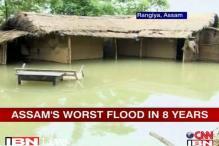 Assam flood situation alarming, 116 dead