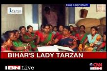 Jharkhand's 'Lady Tarzan', a green saviour