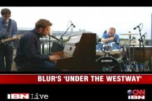 Rock band Blur unveils 'Under the Westway'