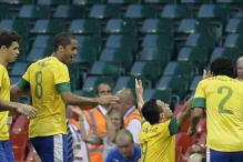 Brazil pip Egypt 3-2 in men's football