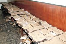 Archives dept restoring burnt Mantralaya files