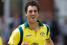 Injured Cummins out of England ODIs