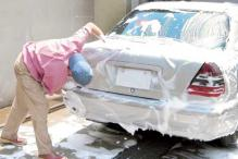 Pune: Ban on misuse of water at car washing centres