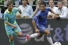 New signings Hazard, Marin score as Chelsea win