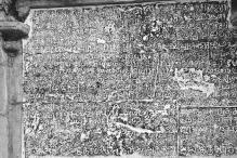 TN: 18 Chola inscriptions found in Pudukottai shrine