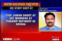 Odisha: CISF fires at IOC workers, 7 injured