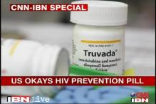 US approves HIV prevention pill