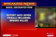 Congress, Chidambaram differ over Naxal killing