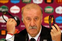 I haven't changed the game: Del Bosque