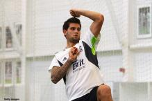 Injured Dernbach out of Australia series