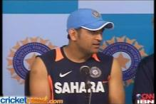 Dhoni ready for Pakistan battle