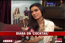 Saif, Deepika made me feel comfortable: Diana Penty