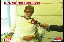 Moment of great pride for me: Amitabh Bachchan