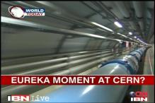 CERN's eureka moment: A step closer to God particle