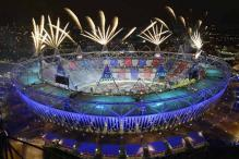Wildly creative ceremony opens London Olympics