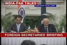 Full text: India, Pakistan joint statement
