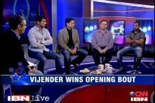 Go for Glory: Vijender's experience got him through