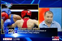 Indian boxers dazzle at London Olympics