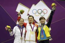 China reign supreme at the London Olympics