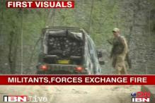 Handwara encounter over, 2 terrorists killed