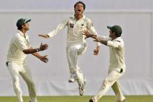 3rd Test: Pakistan hit back after making 226