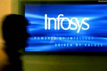 Infosys dips 9 per cent on poor Q1 results