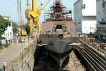 Stealth warship 'INS Sahyadri' commissioned in Navy