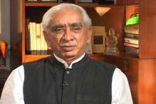 V-P poll: Jaswant Singh files nomination
