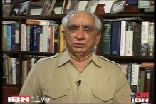 Newsmaker of the Day: Jaswant Singh