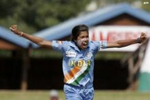 Jhulan shines as India beat England