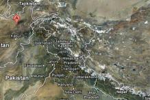 Earthquake of magnitude 5.8 rocks north India