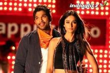 Allu Arvind praises the music of 'Julayi'
