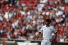 Benfica hand Madrid a 5-2 upset