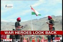 Kargil war heroes look back at the victory