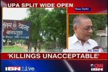 Naxal killings: Tribal Affairs Minister blames CRPF