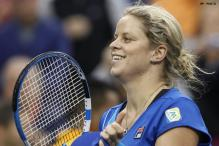 Clijsters finally makes Olympic debut