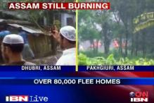Assam riots: Army stages flag march, death toll 38