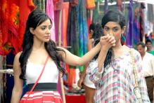 Chirutha chic and Panjaa girl play lesbians